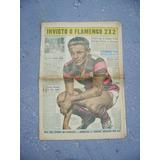 Jornal Antigo Ultima Hora Esportiva Flamengo Nº 297 / 1952