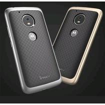 Funda Case Premium Ipaky Moto G5 Plus + Mica Cristal