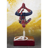 Iron Spider Infinity Wat Sh Figuarts Con Tamashi Stage Dam