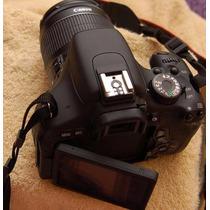 Canon T3i Semi-nova + 18-55mm + Cartão 16gb Frete Grátis