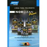Kit Polimento Automotivo Norton - 4 Produtos