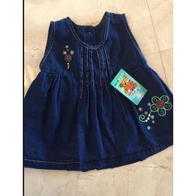 Vestido Blue Jean Para Niñas