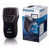 Máquina De Afeitar Eléctrica Philips De Viaje Recargable