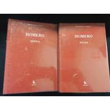 Biblioteca Clásica Gredos Homero La Odisea, La Iliada C/u280