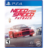 Need For Speed Payback Playstation 4 Juego Fisico Ps4