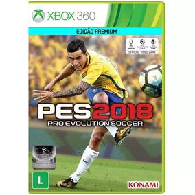 Pro Evolution Soccer 2018 - Pes 2018 - Xbox 360