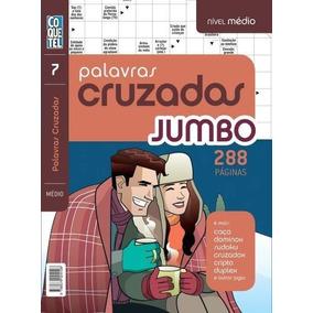 Palavras Cruzadas - Jumbo - Nível Médio - Vol. 7