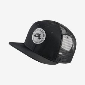 Boné Nike Sb Trucker Patch - Preto 4d8546e57ba