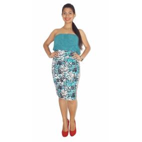 Faldas Blusas Dama Leggins Vestido Casual Trendy Clic Fl