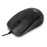 Mouse Usb Ms-25bk Preto C3t