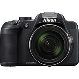 Camara Nikon Coolpix B700 + Memoria De 32 Gb + Maletin