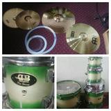 Bateria Acústica Semiprofesional Db Drums