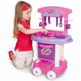 Cozinha Infantil Completa Play Time Cotiplas C/ Frete Grátis
