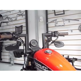 Guidao Zed 1, 1/4 Harley Iron, 883, Dyna E Outras
