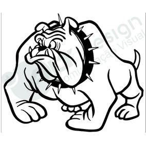 adesivo desenho de cachorros acessórios para veículos no mercado