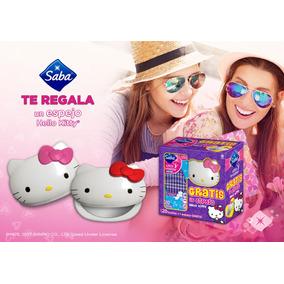 Hello Kitty, Saba, Espejo Doble Moño