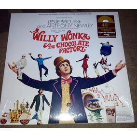 Willy Wonka & The Chocolate Soundtrack Vinilo Lp Vinil Vinyl