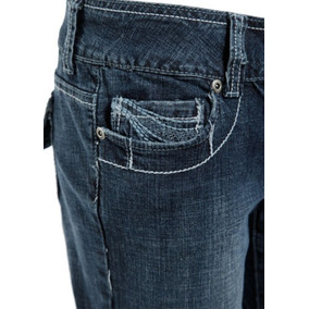 Estilos De Moda Para Mujer Jeans Pierna Recta Pantalones