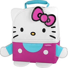 Thermos Novedad Soft Lunch Kits, Hello Kitty Figure, 1