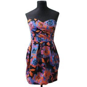 Original Vestido Straples Exc. Calidad New Look - Envios