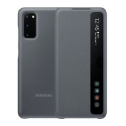 Funda Original Samsung Galaxy S20 Smart Clear View Cover