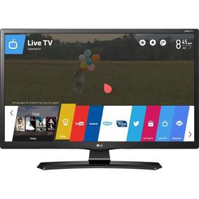 Smart Tv Lg 24 Led Hd 24mt49s Conv.digital Função Monitor
