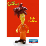 Bob Patiño. The Simpsons. Serie 9. Playmates Toys. 2002.