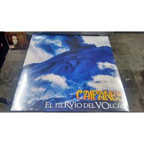 Lp Caifanes Nervio Del Volcan,picture Disc Acetato,long Play