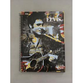 Caderno Elvis Presley