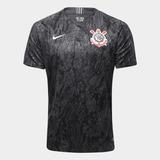 Nova Camisa Corinthians - Uniforme 2 - 18 / 19 - Timão