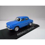 Auto De Coleccion Renault Dauphine Escala 1/43 Sellado