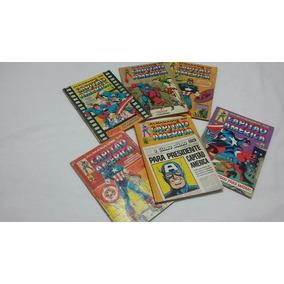 Coleção Incompleta De Gibis De Super Herois