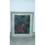 Pintura Óleo Cuadro África Africanos