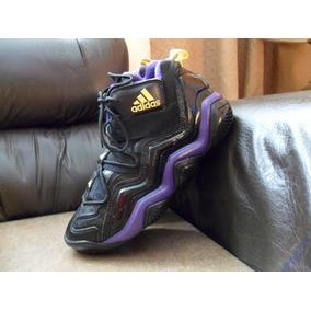 Tenis adidas Topten 2000 Lakers 100% Originales