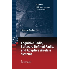 Livro Cognitive Radio, Software Defined Radio, And Adaptive