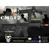 Rifle Airsoft M4 Ris Cyma