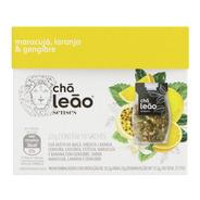 Chá Leão Senses Maracujá, Laranja E Gengibre 10 Sachês