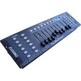 Consola Dmx 192 Canales Controlador De Iluminación Dmx 512