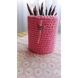 Lata Tejido Crochet En Lana