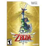 The Legend Of Zelda Skyward Sword Wii Nuevo
