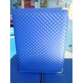 Pasta Para Hinos, Coral N°5, Kit Com 6 Pastas Azul