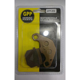 Pastilla Semimetalica Gpp Gs 125/an 100 Space/kmx 50-80-125
