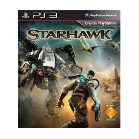 Jogo Ps3 - Starhawk (mídia Física)