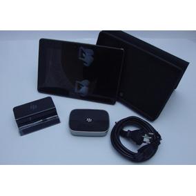 Tablet Blackberry Playbook 16gb + Presenter + Capa + Dock