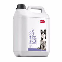 Shampoo Anti Pulgas Antipulgas Cães Gatos 5 Litros Ibasa