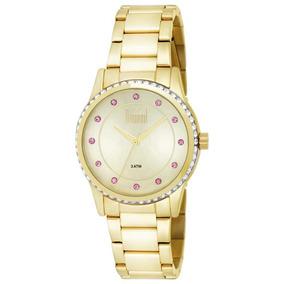 Relógio Dumont Feminino Ref: Du2035lqc/4d