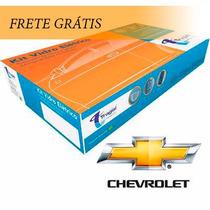 Kit Vidro Elétrico Prisma Celta 4 Portas 2012+ Cinza Gmse038