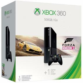 Xbox 360 500gb + Forza Horizon 2 Novo Lacrado