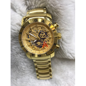ab650334c12 Novés - Relógio Bvlgari Masculino no Mercado Livre Brasil
