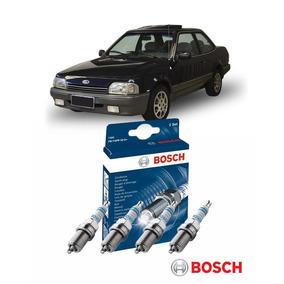 Jg 4 Velas Bosch Verona 1.8 2.0 Motor Ap Todos À Gasolina